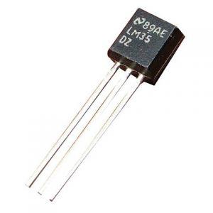 IC cảm biến nhiệt độ LM35