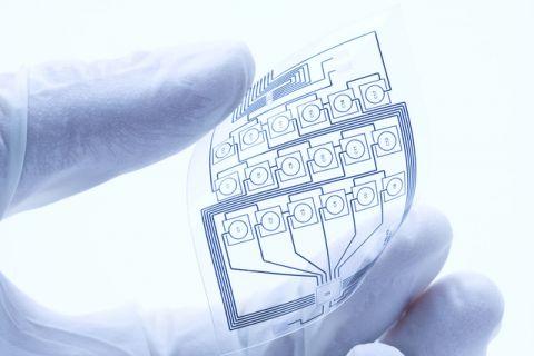 Chiêm ngưỡng thiết bị điện tử có khả năng co giãn sẽ trở thành tương lai của ngành công nghệ