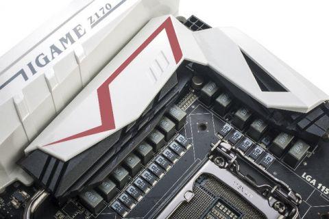 Colorful giới thiệu bo mạch chủ iGame Z170 Ymir-X dành riêng cho game thủ